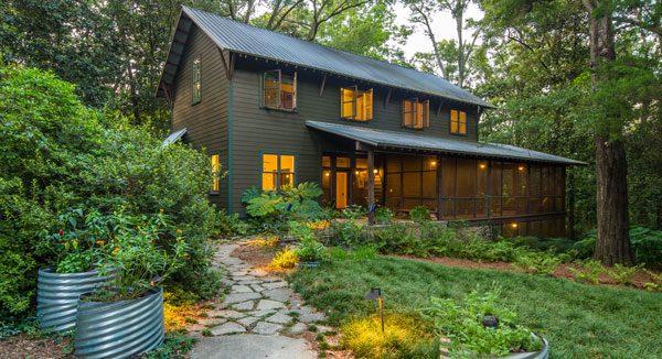 green design architect home