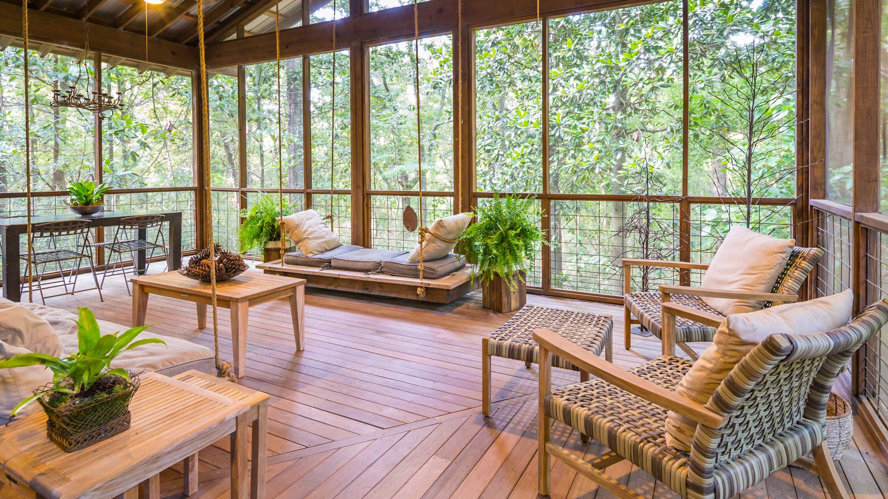 Fairhope Architect's Home Is Nested In The Woods