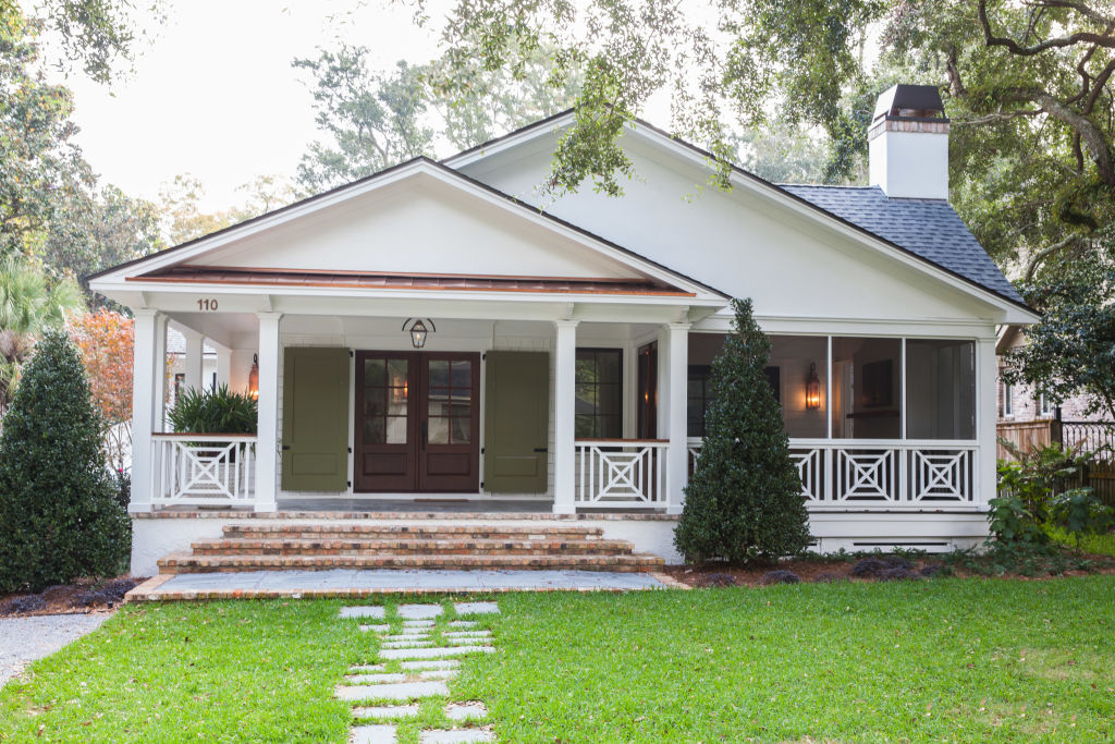 energy efficient cottage renovation