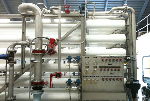 Dauphin Island Water Treatment Plant
