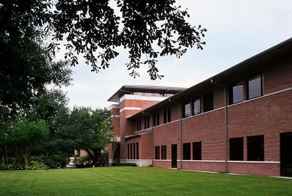 Emerson Unitarian Church Educational Building