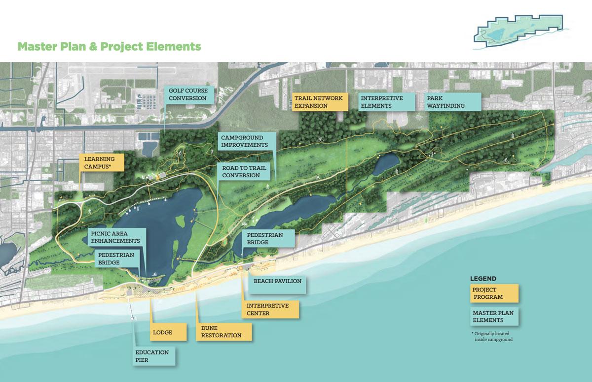 gulf state park master planning