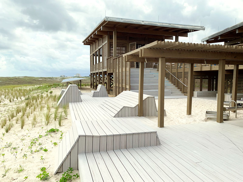GULF SHORES STATE PARK INTERPRETIVE CENTER