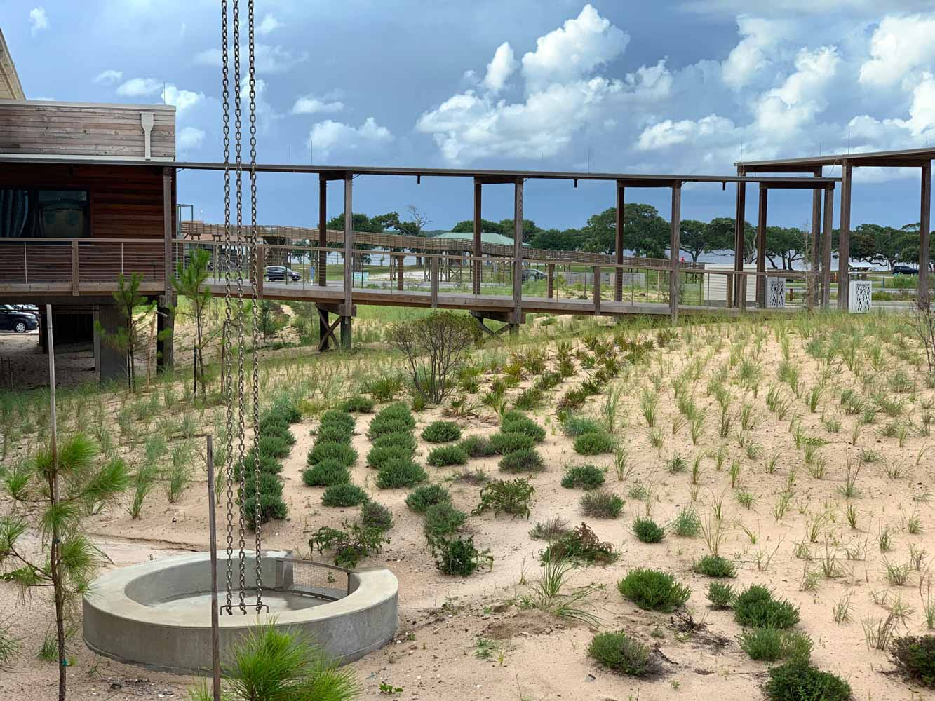 Platinum Sustainable SITES Certification Achieved by Gulf State Park Lodge