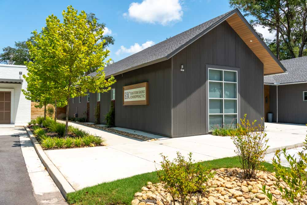 chiropractic office fairhope architecture
