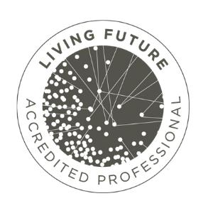 Living Future Accredited Professional logo