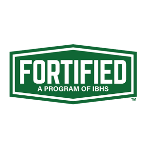 Fortified Construction logo