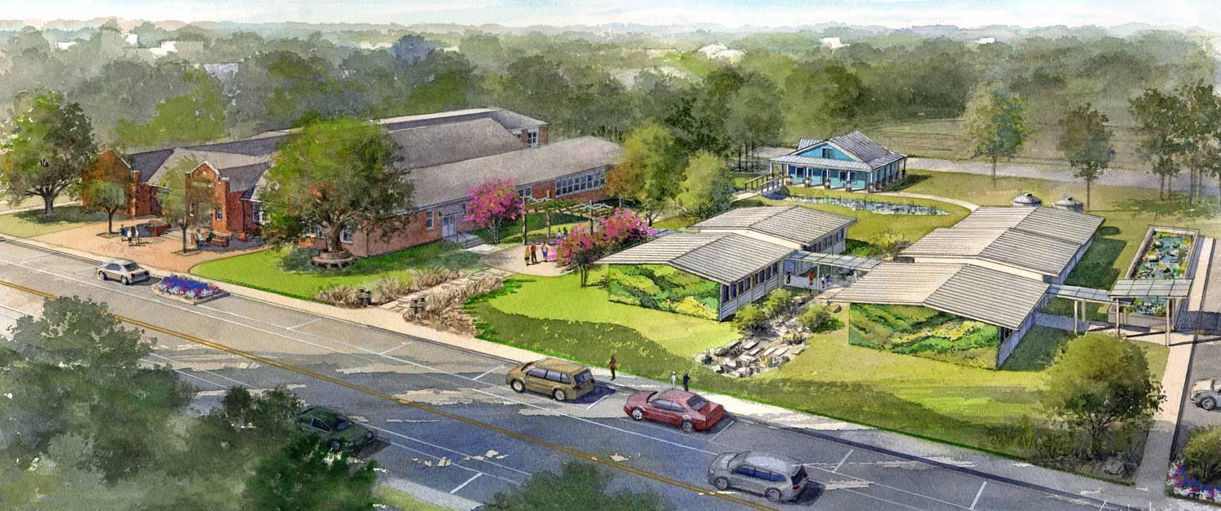green building school